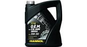 Mannol O.E.M. for VW Audi Skoda 5W-30 5л