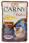 Animonda Carny Exotic для кошек с мясом кенгуру (0.085 кг) 6 шт.