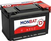 Monbat D 50 (А/ч) L (низкий)