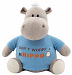"""Orange Toys Бегемот """"Be Hippo"""" 20 см"""