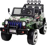 RiverToys Jeep T008TT (камуфляжный)