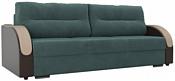 Лига диванов Дарси 102105 (бирюзовый/коричневый)