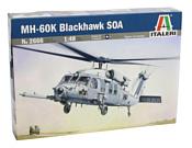 Italeri 2666 Вертолет MH-60K Blackhawk SOA