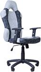 Русские кресла РК-180 SY (шквал/серый)