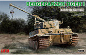 Ryefield Model Bergepanzer Tiger I 1/35 RM-5008