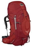 Osprey Xena 85 red (ruby red)