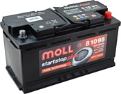 MOLL start|stop plus AGM 81095 (95Ah)