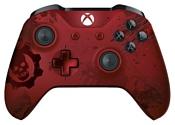Microsoft Xbox One Wireless Controller Gears of War 4 Crimson Omen