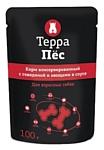ТерраПёc Пауч для взрослых собак с говядиной и овощами (0.1 кг) 1 шт.