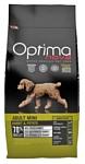 OptimaNova Adult Dog Mini Digestive Rabbit & Potato (0.8 кг)