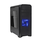 BoxIT 4704BU w/o PSU Black/blue