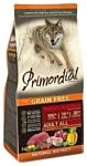 Primordial (2 кг) Grain Free Adult All Breed Buffalo Mackerel