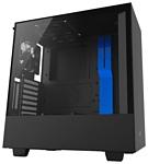 NZXT H500i Black/blue