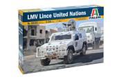 Italeri 6535 Многоцелевой бронированный автомобиль LMV Lince ООН