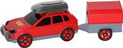 Полесье Автомобиль легковой с прицепом 53688