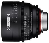 Xeen 50mm T1.5 Sony E
