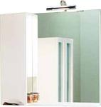 Aqwella Лайн 85 шкаф с зеркалом (Li.02.08)