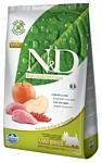 Farmina (0.8 кг) N&D Grain-Free Canine Boar & Apple Adult Mini