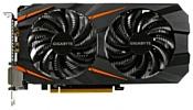 GIGABYTE GeForce GTX 1060 1531Mhz PCI-E 3.0 3072Mb 8008Mhz 192 bit 2xDVI HDMI HDCP Windforce