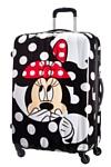 American Tourister Disney Legends Spinner Black/White (19C-09008)