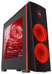 Genesis Titan 700 Black/red