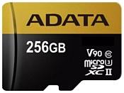 ADATA Premier ONE microSDXC UHS-II U3 Class 10 256GB