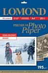 Lomond Premium Photo Paper A4 192 г/кв.м. 20 листов (1101307)