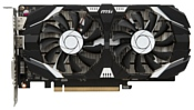 MSI GeForce GTX 1050 Ti OC Dual Fans