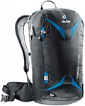 Deuter Freerider Lite 25 black (black/bay)