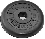 Titan Диск 26 мм 1 кг