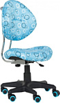 Fun Desk SST5 (голубой с кольцами)