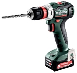 Metabo PowerMaxx BS 12 BL Q 2.0Ач х2 кейс