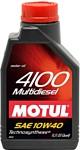 Motul 4100 Multidiesel 10W-40 1л