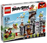LEGO The Angry Birds Movie 75826 Замок короля Свинок