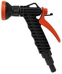 Жук Душ-пистолет поливочный с фиксатором под коннектор