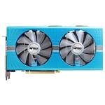 Sapphire Nitro+ Radeon RX 580 1430Mhz PCI-E 3.0 8192Mb 8400Mhz 256 bit DVI 2xHDMI HDCP Special Edition