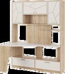 МСТ. Мебель Кембридж 1 (дуб сонома светлый /перламутр)