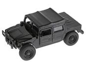 Технопарк Hummer H1 Пикап SB-18-09-H1-N(B)-WB (черный)