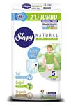 Sleepy Natural 5 Junior (11-18 кг) 48 шт