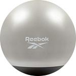 Reebok Gymball RAB-40017BK 75 см (серый/черный)