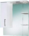 Акваль Виола 75 шкаф с зеркалом левый (AV.04.75.10.L)