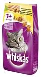 Whiskas (1.9 кг) Вкусные подушечки с паштетом. Аппетитное ассорти с курицей и индейкой для взрослых кошек