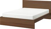 Ikea Мальм 200x160 (коричневый ясень, без основания) 892.109.00