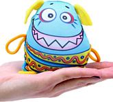 Союз производителей игрушек Игрушка-мочалка растущая в воде Монстрик (синий)