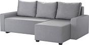 Ikea Гиммарп 304.489.04 (рудорна светло-серый)