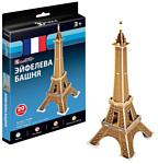 CubicFun Эйфелева башня, Франция S3006