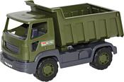 Полесье Агат автомобиль-самосвал военный РБ 49070
