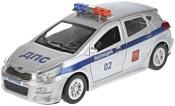Технопарк Kia Ceed Полиция