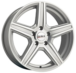 Disla Scorpio 8x18/5x120 D72.6 ET35 Silver