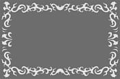 Dubiel Vitrum Ceti 79x55 зеркало (5905241000596)
